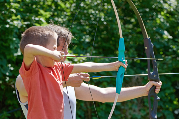 Much Hadham Fete Archery